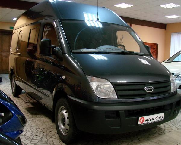LDV грузовик