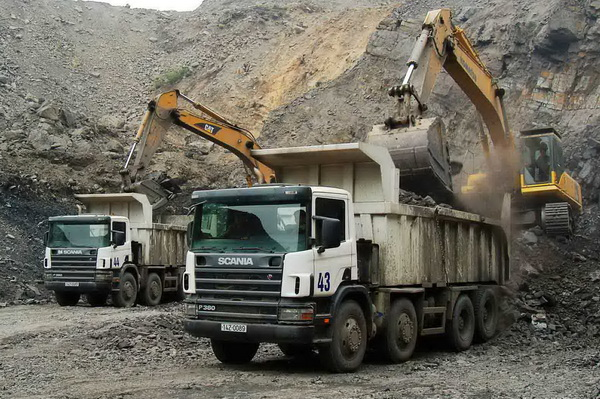 SCANIA грузовик