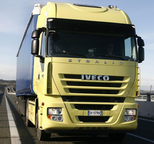 iveco грузовики