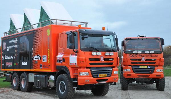 tatra грузовик